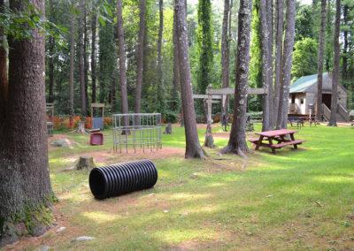acorn back playground