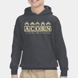 Acorn apparel hoodie